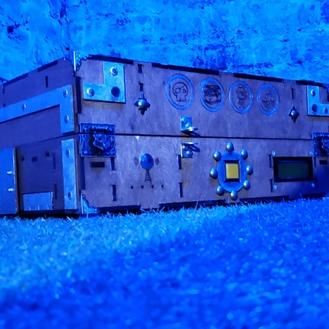 Квестбокс Остров сокровищ-Изображение